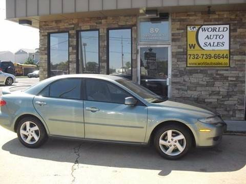 2003 Mazda MAZDA6 for sale at World Auto Sales Inc. in Keyport NJ