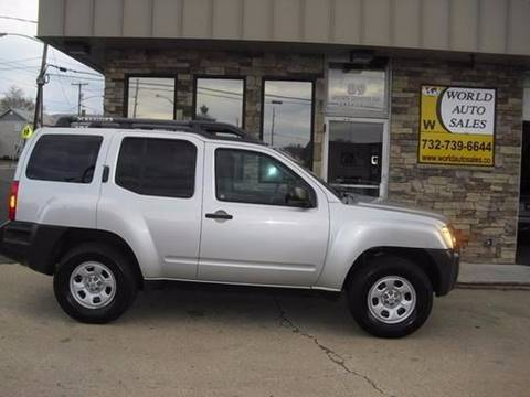 used 2008 nissan xterra for sale in new jersey. Black Bedroom Furniture Sets. Home Design Ideas
