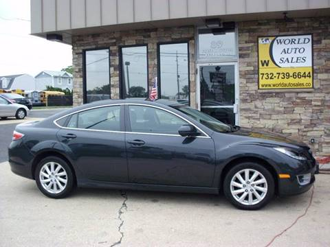 2012 Mazda MAZDA6 for sale at World Auto Sales Inc. in Keyport NJ