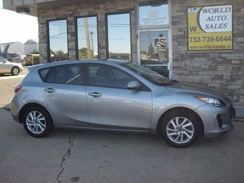 2013 Mazda MAZDA3 for sale at World Auto Sales Inc. in Keyport NJ