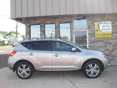 2009 Nissan Murano for sale at World Auto Sales Inc. in Keyport NJ