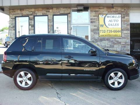 2014 Jeep Compass for sale at World Auto Sales Inc. in Keyport NJ