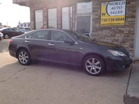 2008 Lexus ES 350 for sale at World Auto Sales Inc. in Keyport NJ