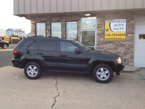 2006 Jeep Grand Cherokee for sale at World Auto Sales Inc. in Keyport NJ