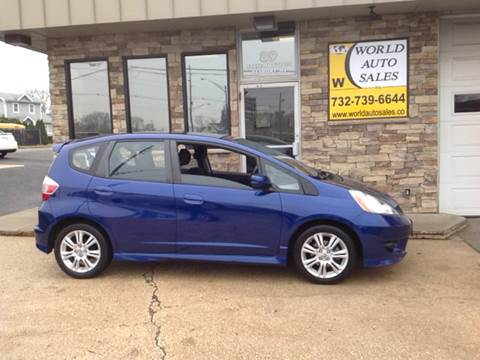 2010 Honda Fit for sale at World Auto Sales Inc. in Keyport NJ