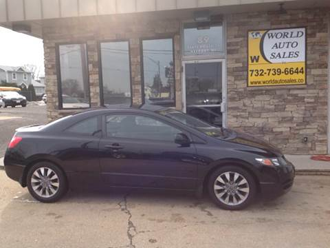 2010 Honda Civic for sale at World Auto Sales Inc. in Keyport NJ