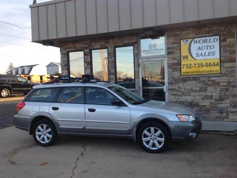 2006 Subaru Outback for sale at World Auto Sales Inc. in Keyport NJ