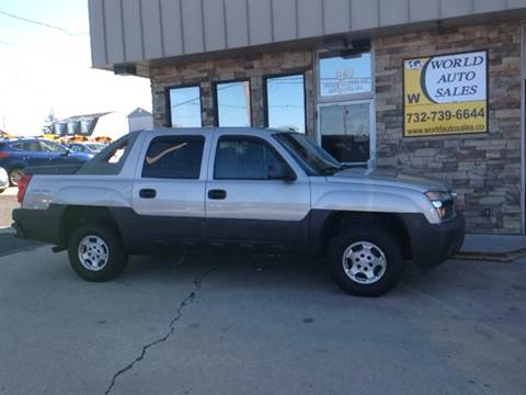 2005 Chevrolet Avalanche for sale at World Auto Sales Inc. in Keyport NJ