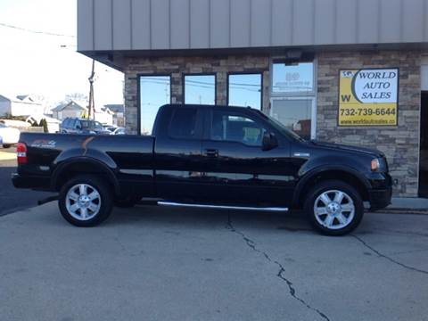 2008 Ford F-150 for sale at World Auto Sales Inc. in Keyport NJ