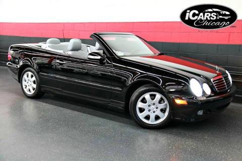 2001 Mercedes-Benz CLK for sale in Skokie, IL