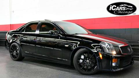 Cadillac cts v for sale in illinois carsforsale 2006 cadillac cts v for sale in skokie il publicscrutiny Image collections