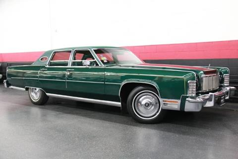 1976 Lincoln Continental For Sale In Houston Tx Carsforsale Com