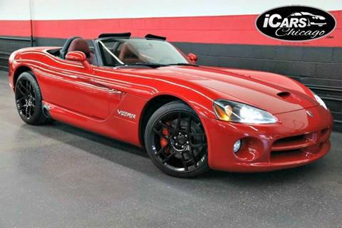 Dodge Vipers For Sale >> 2006 Dodge Viper For Sale In Skokie Il