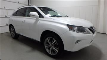 2015 Lexus RX 450h for sale in Frankfort, IL