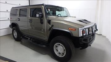 2005 HUMMER H2 for sale in Frankfort, IL