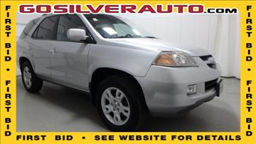 2004 Acura MDX for sale in Frankfort, IL
