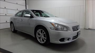 2013 Nissan Maxima for sale in Frankfort, IL