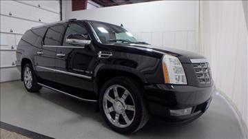 2008 Cadillac Escalade ESV for sale in Frankfort, IL