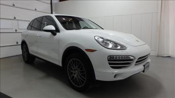 2014 Porsche Cayenne for sale in Frankfort, IL