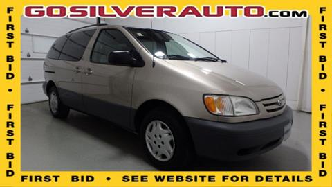 2002 Toyota Sienna for sale in Frankfort, IL