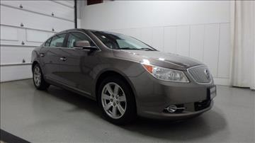 2010 Buick LaCrosse for sale in Frankfort, IL