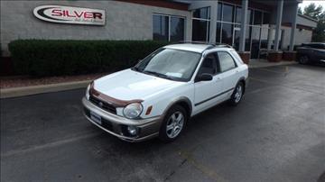 2002 Subaru Impreza for sale in Frankfort, IL