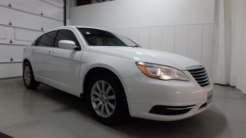 2014 Chrysler 200 for sale in Frankfort, IL