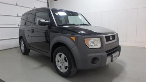 2003 Honda Element for sale in Frankfort, IL