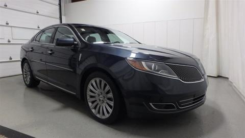 2014 Lincoln MKS for sale in Frankfort, IL