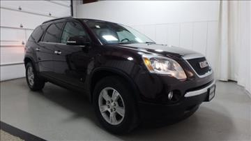 2009 GMC Acadia for sale in Frankfort, IL
