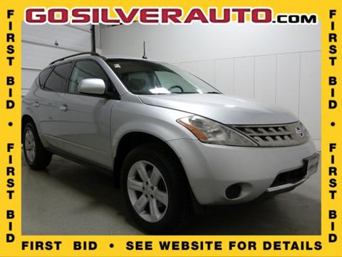 2007 Nissan Murano for sale in Frankfort, IL