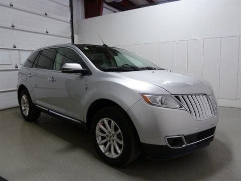 2014 Lincoln MKX for sale in Frankfort, IL