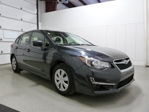 2015 Subaru Impreza for sale in Frankfort, IL