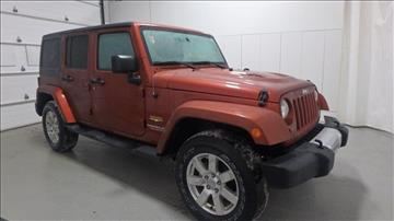 2014 Jeep Wrangler Unlimited for sale in Frankfort, IL