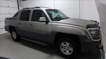 2002 Chevrolet Avalanche for sale in Frankfort, IL