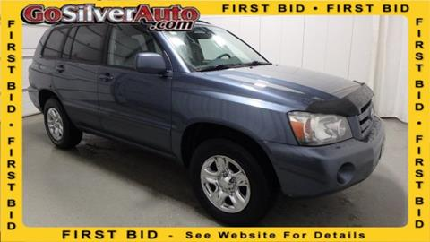 2005 Toyota Highlander for sale in Frankfort, IL