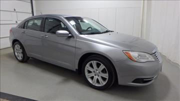 2013 Chrysler 200 for sale in Frankfort, IL