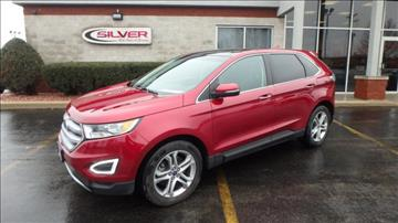 2015 Ford Edge for sale in Frankfort, IL