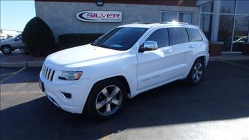 2015 Jeep Grand Cherokee for sale in Frankfort, IL