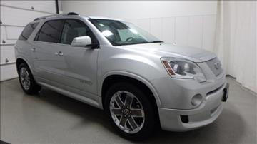 2012 GMC Acadia for sale in Frankfort, IL