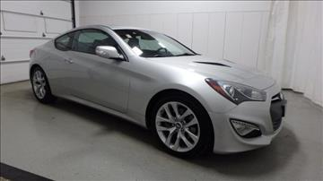 2013 Hyundai Genesis Coupe for sale in Frankfort, IL