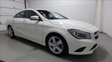 2016 Mercedes-Benz CLA for sale in Frankfort, IL