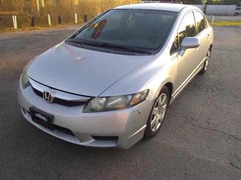 2009 Honda Civic for sale in Dallas, TX