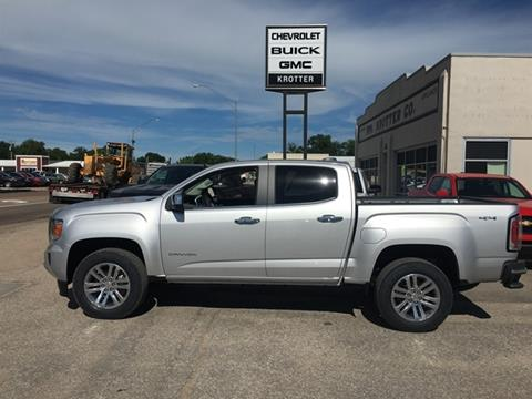 2017 GMC Canyon for sale in Oneill, NE