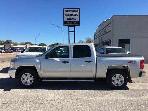 2011 Chevrolet Silverado 1500 for sale in Oneill, NE
