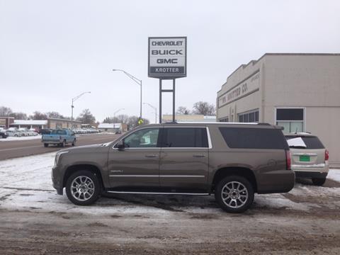 2016 GMC Yukon XL for sale in Oneill, NE