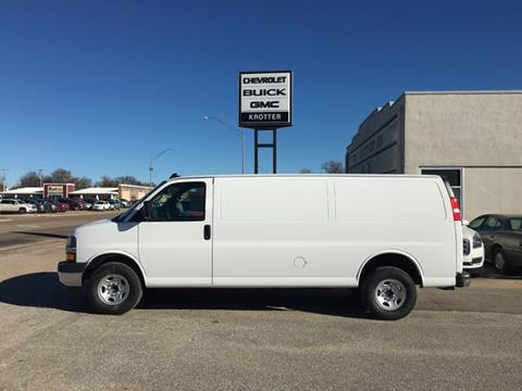 2017 Chevrolet Express Cargo for sale in Oneill, NE