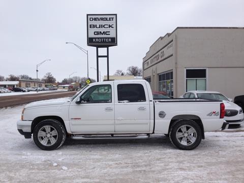 2006 Chevrolet Silverado 1500 for sale in Oneill, NE