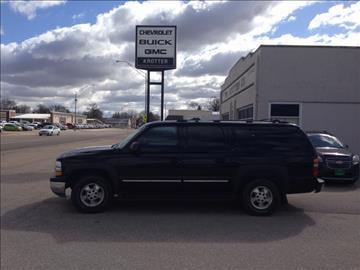 2001 Chevrolet Suburban for sale in Oneill, NE