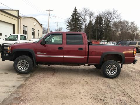 2006 GMC Sierra 2500HD for sale in Oneill, NE